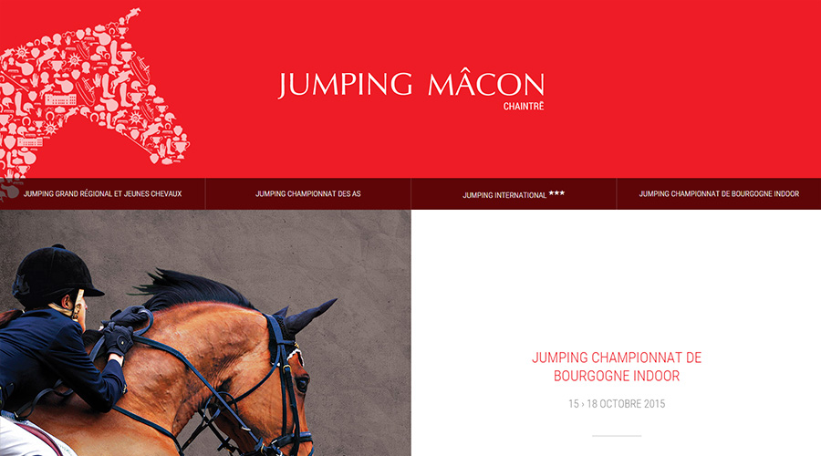Mâcon Chaintré Jumping